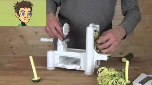 paderno cuisine spiral vegetable slicer paderno cuisine spiral vegetable slicer spirooli