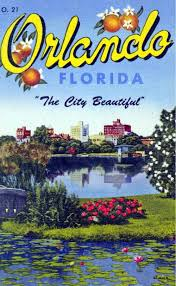 greetings from orlando and other vintage postcards from florida