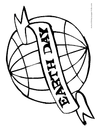 earth color coloring pages kids holiday
