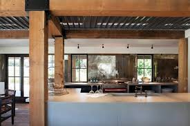 rustic modern kitchen room interior design of house of mirth by