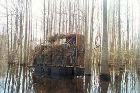 Duck Blind Images Floating Duck Blind With Dock Floats Http Www Harborware Com