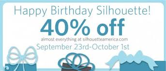 happy everything sale silhouette america birthday sale with 40 just about