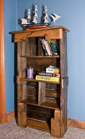 Wood Bookcase Plans 18 Detailed Pallet Bookshelf Plans And Tutorials Guide Patterns