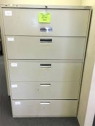 5 drawer lateral file cabinet hon five drawer lateral file cabinet medium image for enchanting
