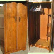 Large Jewelry Armoire Brown Jewelry Armoire Closet Wardrobe Cabinet Clothes Storage