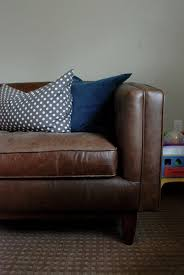 our new leather sofa an honest review u2013 everyday abloom