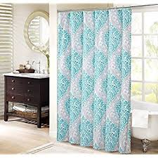 amazon com intelligent design id70 365 nadia shower curtain 72x72