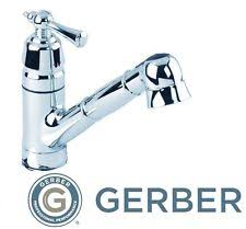 gerber kitchen faucets gerber chrome home faucets ebay
