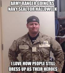 Ranger School Meme - army ranger going as us navy seal navy memes clean mandatory fun