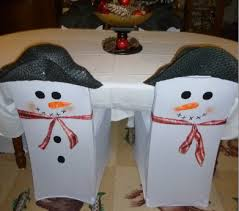 snowman chair covers marycatherinedell just another site