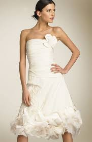 Non Traditional Wedding Dresses Unique And Stylish Wedding Dresses 2010 04 14 09 00 22 Popsugar