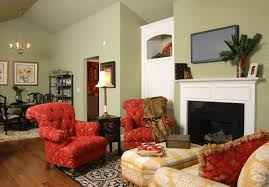 Livingroom Designs Living Room Decorating Ideas With Red Leather Sofa And Black Wood