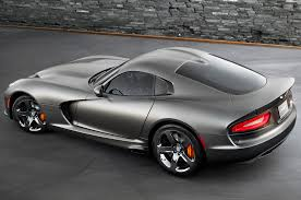 Dodge Viper Final Edition - 2014 srt viper gts anodized carbon edition revealed motor trend wot