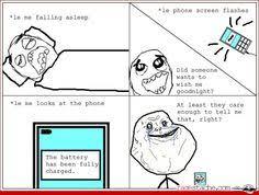 Meme Phone Falling On Face - rage comics forever alone derpina funny pinterest rage comic