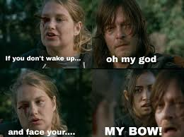 Walking Dead Daryl Meme - the walking dead eugene denise and daryl memes