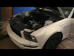 ford mustang v6 turbo hpp racing turbo kit v6 mustang dyno