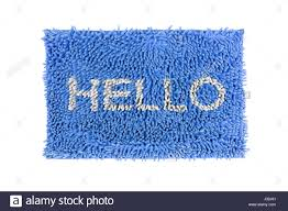 doormat on white background stock photos u0026 doormat on white