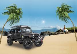 jeep wrangler custom bumper summer of adventure rockstar energy sweepstakes