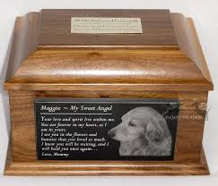 cremation urns for pets pet cremation urns and pet memorial products