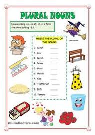 plural nouns plural rules plural nouns and worksheets