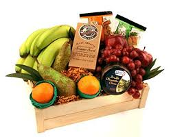 fruit basket delivery fruit basket gift send the fruit and cheese gift basket for get