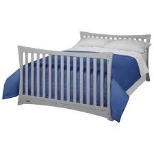 Convertible Cribs With Storage by Graco Tatum 4 In 1 Convertible Crib Pebble Grey Baby Cribs