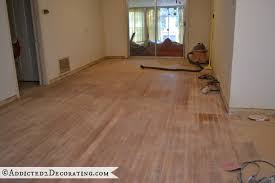screening a hardwood floor the wrong way to sand hardwood floors