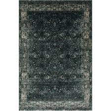 Peacock Area Rugs Loloi Elton Rug Peacock Slate Eo 05 Transitional Area Rugs