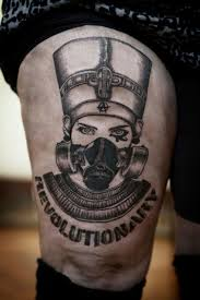 nefertiti tattoos inspiring tattoos
