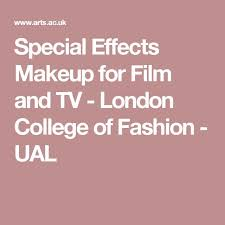Colleges For Special Effects Makeup Best 25 Makeup Artist Courses Ideas On Pinterest Big Makeup