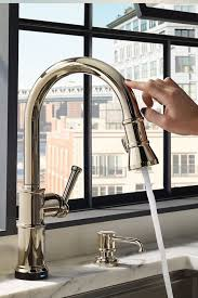 touch kitchen faucet reviews kitchen design marvellous delta touch one touch kitchen faucet