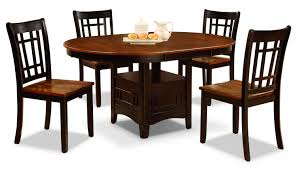 dara 5 piece dining package the brick