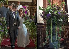 Wedding Flowers Church Maximising Your Wedding Flower Budget The Wilde Bunch Wedding Blog