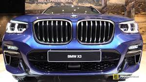 2018 bmw x3 m40i review exterior and interior walkaround debut