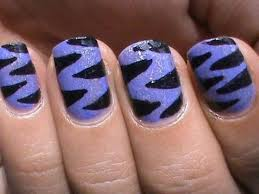 tempting tiger nail designs nail laque and design ideas