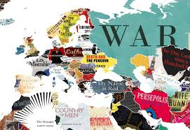 Book Map This Literature Map Of The World Shows You Every Country U0027s