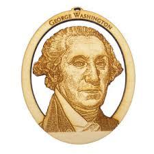 us history ornaments palmetto engraving