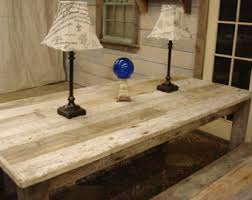Driftwood Kitchen Table Driftwood Coffee Table 42 X 22 X 16 20 H