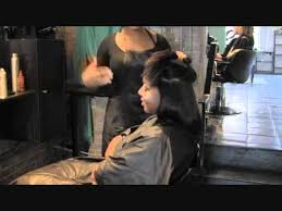 african american natural hair colorist atlanta ga natural blow out with silk press best salon in atlanta youtube