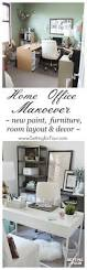 small home office makeover home office colors home office and