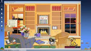 microsoft bob the infamous desktop enhancement software