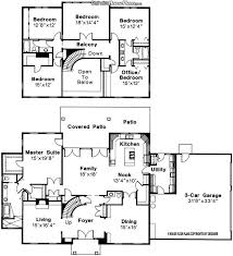 4 Bedroom Floor Plans For A House 5 Bed 3 5 Bath 2 Story House Plan Turn 18 U0027x14 U00274