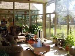amazing home ideas sunroom with window design and decoration