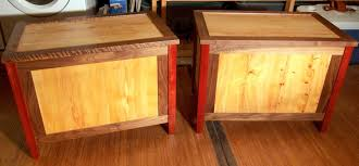 buy a custom blanket chest or altar table made to order from