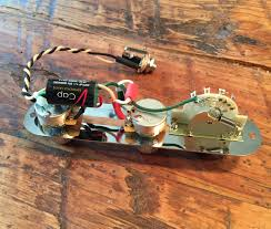 prewired tele harness rothstein guitars