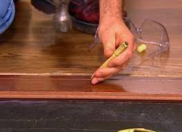 plywood subfloor concrete floor installing engineered wood