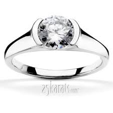 best wedding rings brands best 25 bezel set engagement rings ideas on bezel