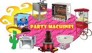 popcorn rental machine party rentals in simi valley ca