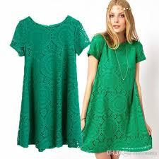 oman casual dress 2016 women summer dress new lady short sleeve