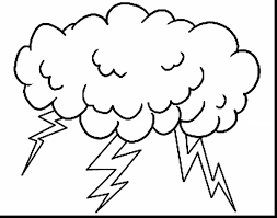 incredible rain cloud coloring pages printable with coloring pages